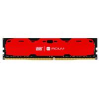 DIMM DDR4 8GB 2400MHz CL15 (Kit 2x4GB) GOODRAM IRDM RED