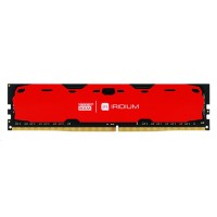 DIMM DDR4 16GB 2400MHz CL15 (Kit 2x8GB) GOODRAM IRDM RED