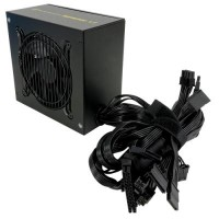 SilentiumPC zdroj 550W Supremo L2 Gold 80+ / 120mm fan / PFC