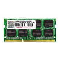 SODIMM DDR3 8GB 1333MHz TRANSCEND 2Rx8 CL9