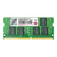 SODIMM DDR4 8GB 2133MHz TRANSCEND 2Rx8 CL15