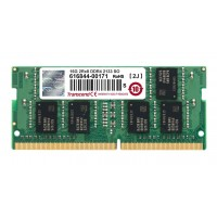 SODIMM DDR4 16GB 2133MHz TRANSCEND 2Rx8 CL15