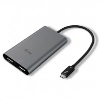 iTec THUNDERBOLT 3 Dual DP Adapter/60Hz