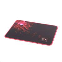 C-TECH herní podložka pod myš látková černá, MP-GAMEPRO-S, 200x250 cm