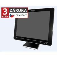 Virtuos 15'' LCD AerMonitor AM-1015, dotykový, rezistívne, USB