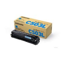 Samsung CLT-C503L H-Yld Cyan Toner Cr