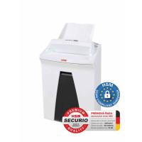 HSM skartovač Securio AF150 (řez: Kombinovaný 4,5x30mm | vstup: 240mm | DIN: P-4 (3) | papír, sponky, plast. karty, CD)