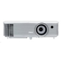 Optoma projektor EH400+ (DLP, FULL 3D, 1080p, 4000 ANSI, 22 000:1, 2x HDMI with MHL, USB, VGA, 10W speaker)