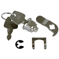 Virtuos náhradní zámek s klíčky pro EK-300x, 2 klíče, 3 polohy