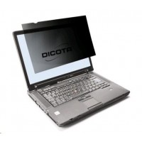 DICOTA Secret 2-Way 15.6 Wide (16:9), side-mounted