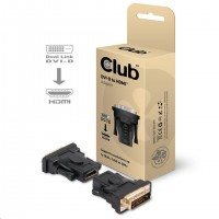 Club3D Redukce DVI-D na HDMI 1.3 (M/F)