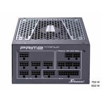 SEASONIC zdroj 750W Prime ULTRA 750 (SSR-750TR), 80+ TITANIUM