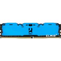 DIMM DD4 8GB 3000MHz CL16 SR GOODRAM IRDM BLUE