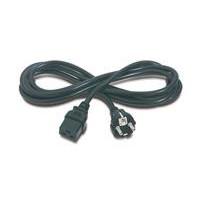 APC Power Cord C19 naar Schuko,2.4m,16A (C19/CEE 7/7)
