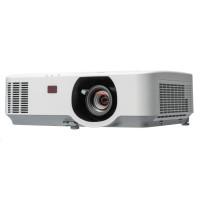 NEC Projektor LCD P603X XGA,1024x768,6000 ANSI,20000:1,8000 hod,2xHDMI,D-sub, RCA,RJ45, USB