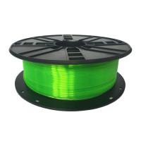 GEMBIRD Tisková struna (filament) PETG, 1,75mm, 1kg, zelená