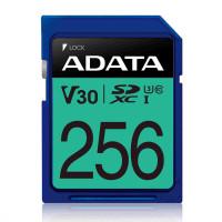 ADATA SDXC karta 256GB UHS-I U3 Class 10, Premier Pro (R: 95MB / W: 60MB)