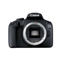 Canon EOS 2000D zrcadlovka - tělo