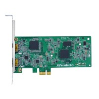AVERMEDIA CL311-M2, Full HD HDMI 1080P 60FPS PCIe Capture Card