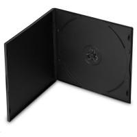 OEM Krabička na 1 VCD 5,2mm slim černý 200ks/bal