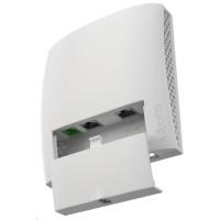 MikroTik wsAP ac lite (RBwsAP-5Hac2nD), 650MHz CPU, 64MB RAM, 3xLAN,2.4+5GHz Wi-Fi,1.5dBi, 2x2MIMO,80211b/g/n/ac, vč L4