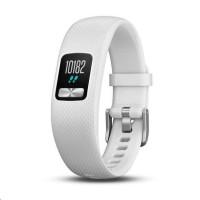 Garmin monitorovací náramek a hodinky vívofit4 White (velikost S/M)